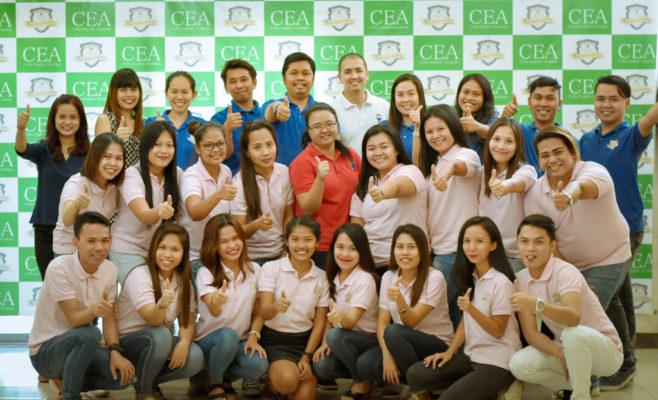 CEAの講師陣