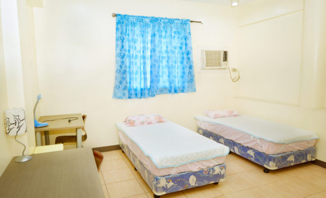 CEAの2人部屋