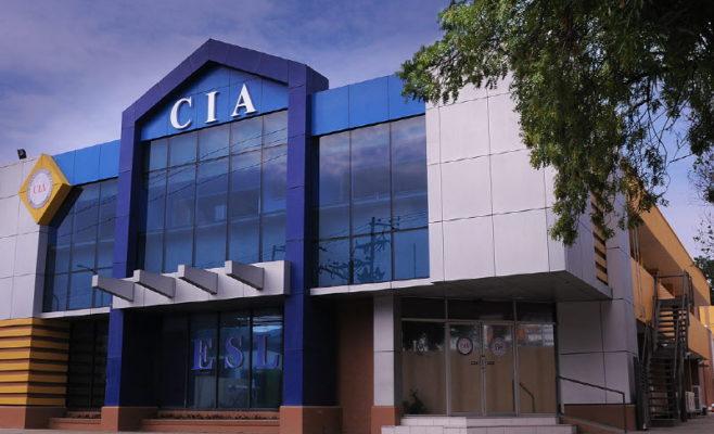 CIA外観