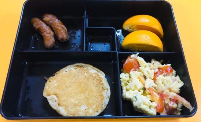 ウーマンキャンパス 朝食