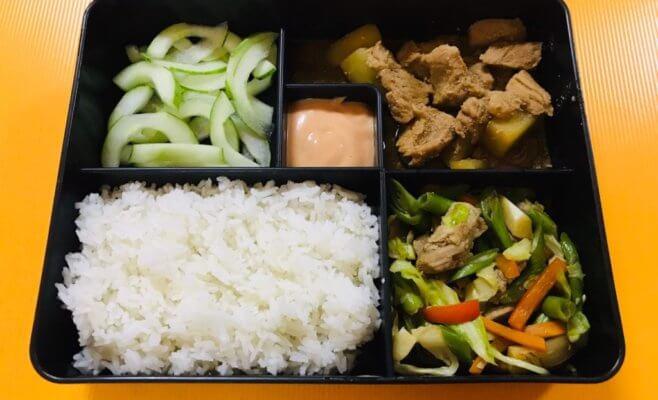 ウーマンキャンパス 昼食