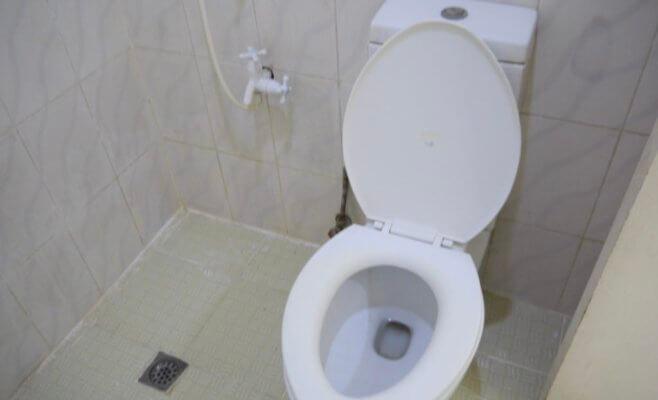 フィリンター トイレ