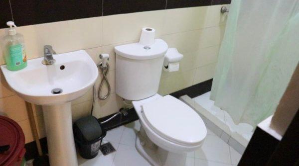 クオール トイレ