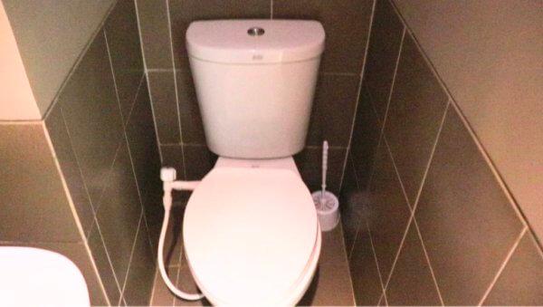 wexel トイレ