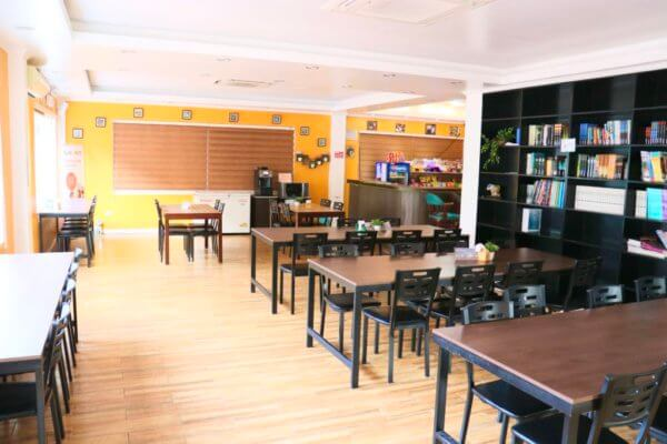 cip 食堂