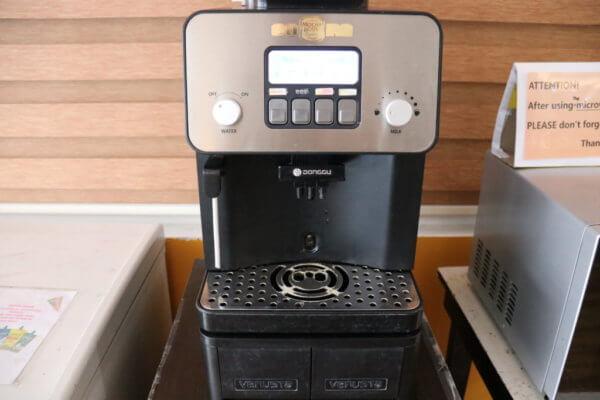 cip コーヒーメーカー